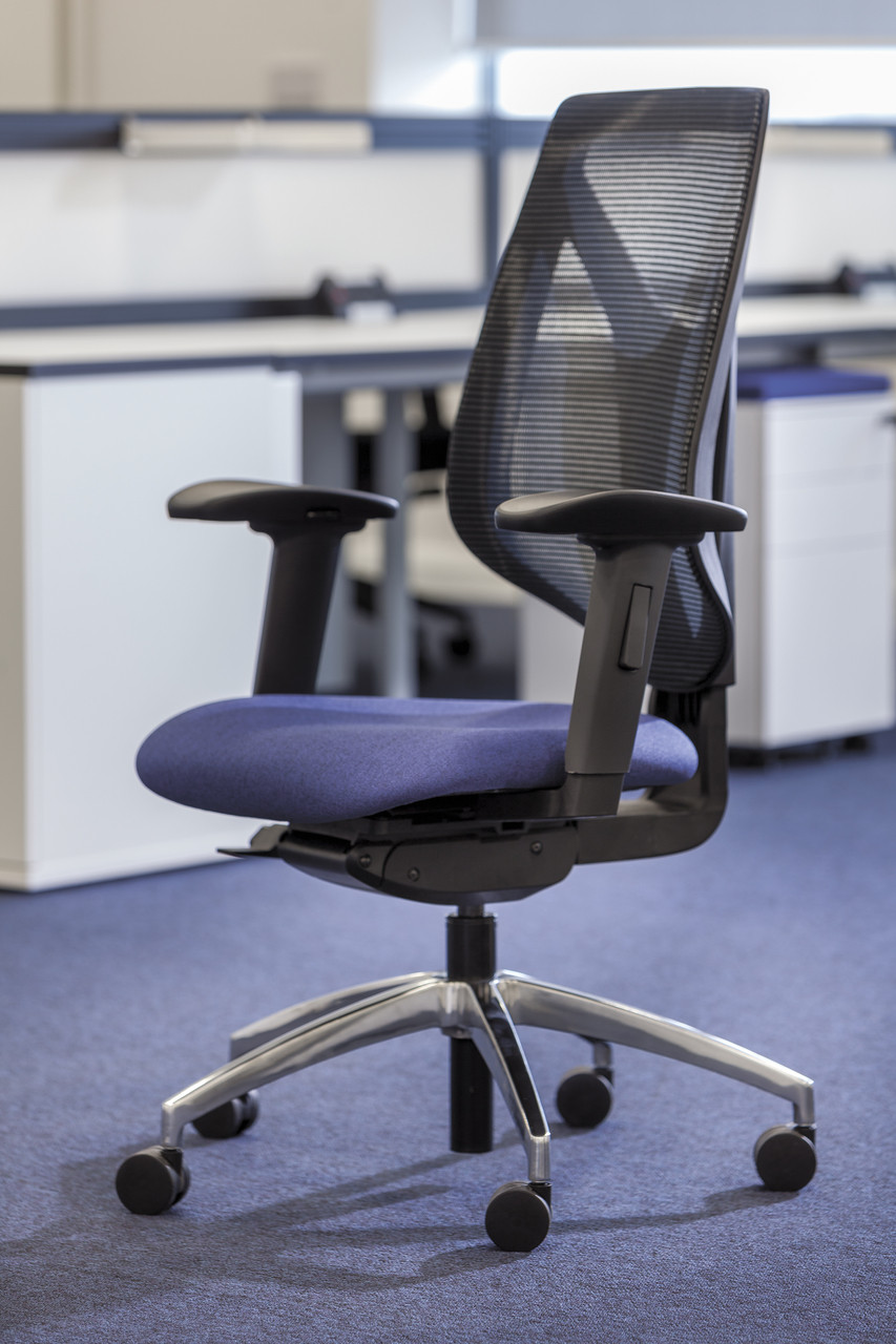 Duce Mesh High Back Office Chair