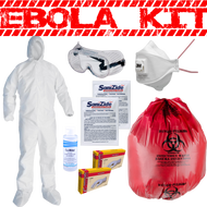 CDC Approved Ebola Personel Protection Kits