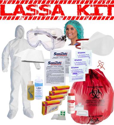 Lassa Fever Protection Kit