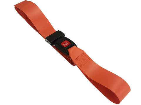 Impervious 1 pc. Metal Buckle Spineboard Strap - 9'