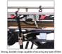 Mule II Litter Wheel with Handles