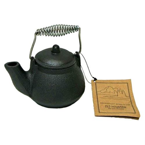 Old Mountain Cast Iron Miniature 1.5 Cup Tea Kettle
