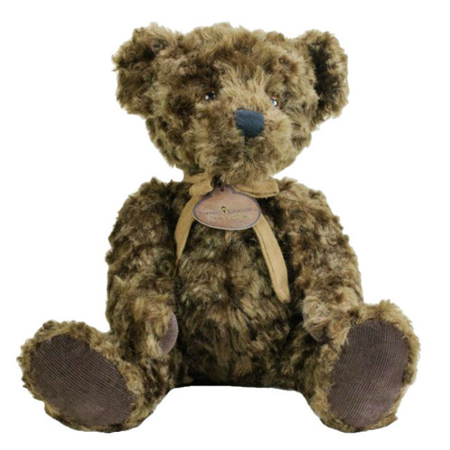 "Thomas Kinkade Collectible 11"" Plush Stuffed Thomas Teddy Bear"