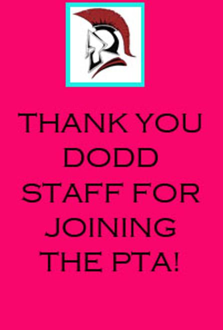 DODD STAFF - 1 year single membership