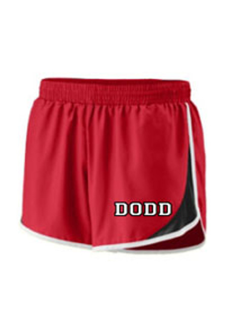 Ladies Adrenaline Short - Dodd Embroidered