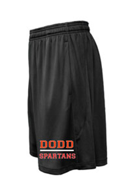 Boys Sport Short Black - Dodd Embroidered