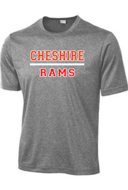 Boys Youth Wicking T shirt - RAMS