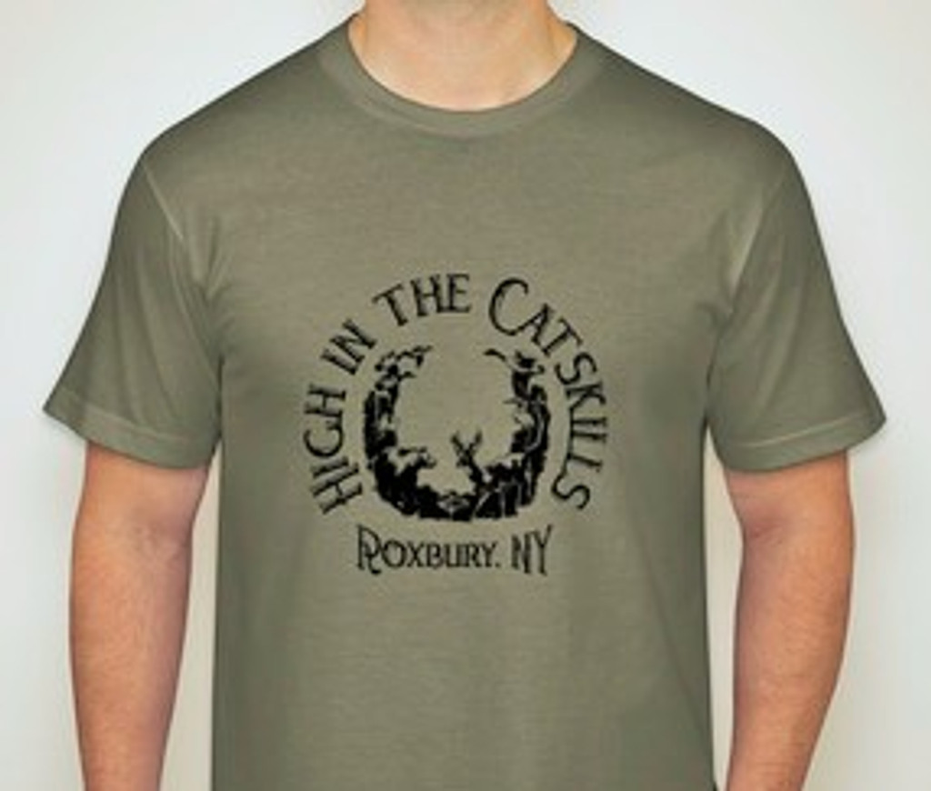 High in the Catskills Tee Shirt