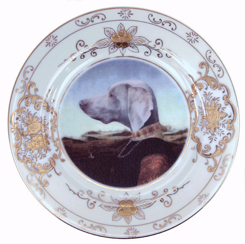 Grand Duchess of Saxe-Weimar Eisenach Plate