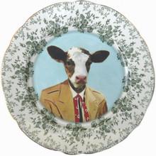 Colton the Cowboy Plate