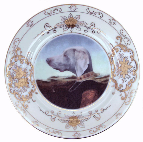 Grand Duchess of Saxe-Weimar Eisenach Plate