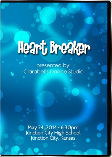 Clarabel's Dance Studio Recital 2014