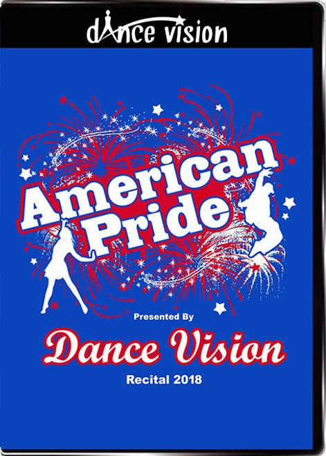 Dance Vision Recital 2018
