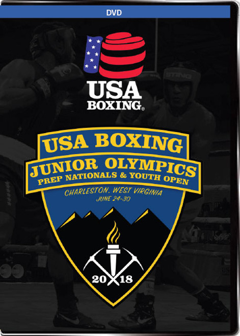 USA Boxing Junior Olympics Video
