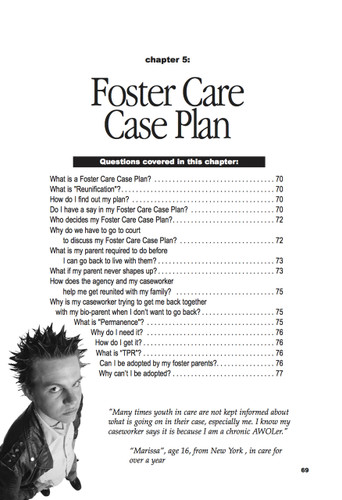 Foster Care 411 (Buy 1 - Get 1 Foster Cub FREE)