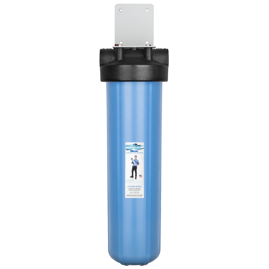 """BB 1 1/2"""" Point of Entry Pre-Sediment Filter Unit"""
