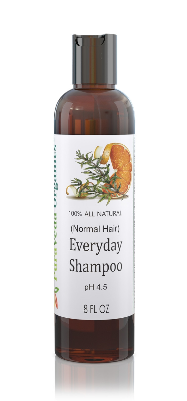 Organic EveryDay No Sulfates (Non-Detergent) Shampoo for Normal ...