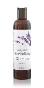 PURAVEDA REVITALIZING SHAMPOO - Deeply Nourishing Organic Daily  Shampoo for Dry, Brittle & Frizzy Hair