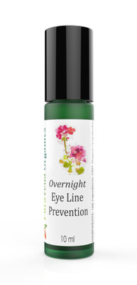 100% Organic Ayurvedic Crow's Feet Eye Line Prevention Intensive Night Time Treatment.  Brimming with Steam Distilled Botanical Extracts and Essential oils specifically targeted for the delicate eye area, you will see improvement in your Crow's Feet in 30 days or your money back!  View 1