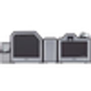 Fargo HDP5000 Dual-Sided Card Printer w/ Mag Encode & Single Laminate