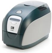 P100i-0000A-ID0 Zebra P100i Single-Sided Color ID Card Printer w/ USB