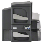 FARGO DTC4500e DUAL-SIDED PRINTER,DUAL-SIDE LAMINATOR,USB,ETHERNET,W/O LOCKING HOPPERS