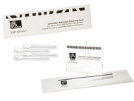 105999-704 Zebra ZXP Series 7 Print Station and Laminator Cleaning Kit (Includes 12 feeder, print path and laminator cleaning cards, 12 cleaning swabs, and 3 adhesive cleaning cards for 60,000 prints)