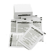 105999-805 Zebra ZXP Series 8 transfer roller cleaning cards, 12 cards (enough for 240,000 prints)