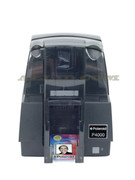 1-4E 10000-00 Polaroid P4000E Single-Sided Color ID Card Printer w/ USB