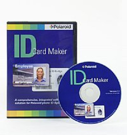 5-1001 Polaroid ID Card Maker Entry Edition - Version 6.5