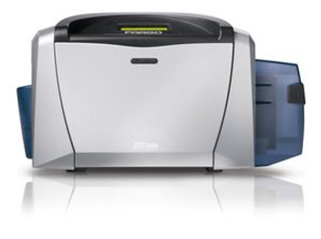 54102 Fargo DTC400e Dual-Sided Color ID Card Printer