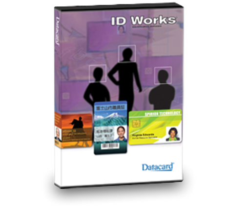 571897-001 Datacard ID Works Intro Identification Software