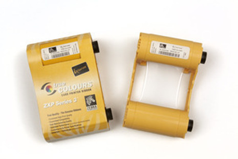 800033-340 Zebra ix Series High Capacity color ribbon for ZXP Series 3 YMCKO 280 images