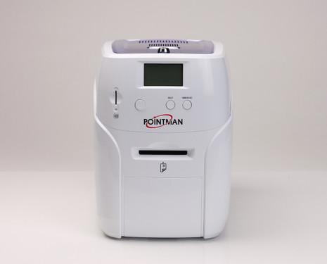 Pointman Nuvia N10 dual side printer ‐ USB & Ethernet & WIFI N10-2000CETNW