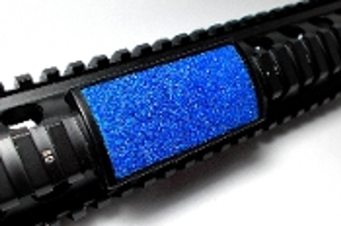 BLUE GRIT COVER