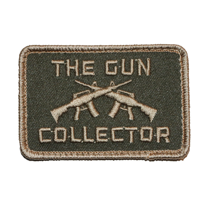 THE GUN COLLECTOR