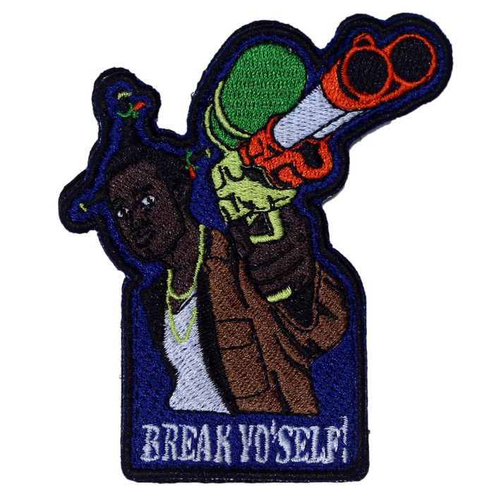 BREAK YOSELF PATCH
