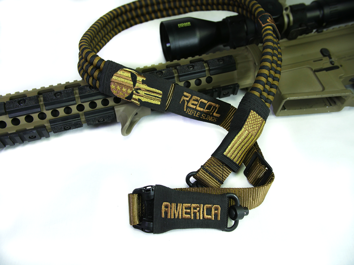 BLACK & FDE CUSTOM SLING