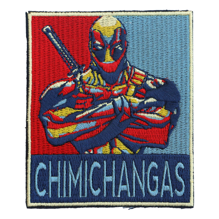 CHIMICHANGAS DP PATCH