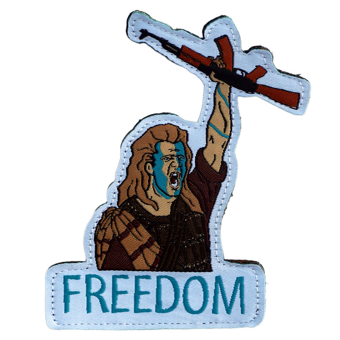 FREEDOM PATCH