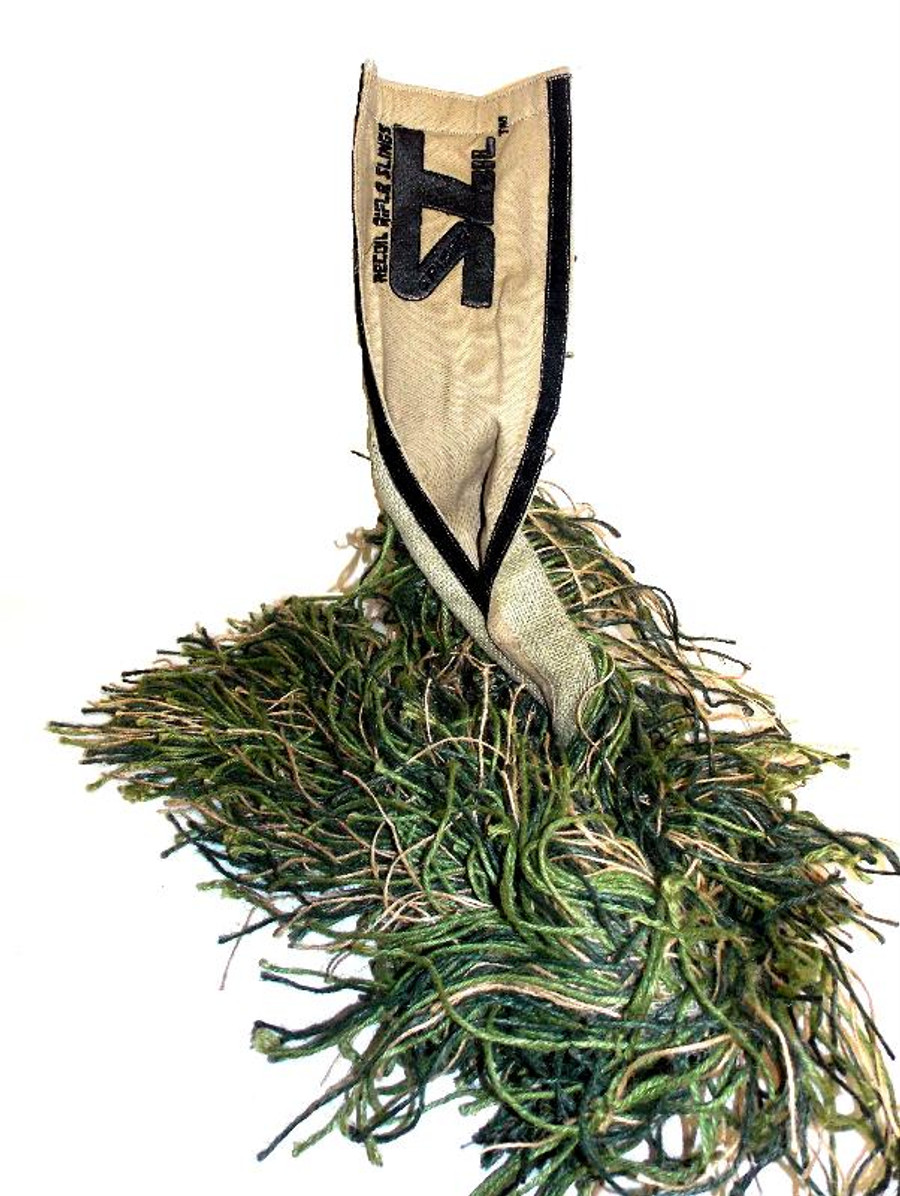 Forest / Woodland Spider Tailed Viper - Ghillie Sling Add On