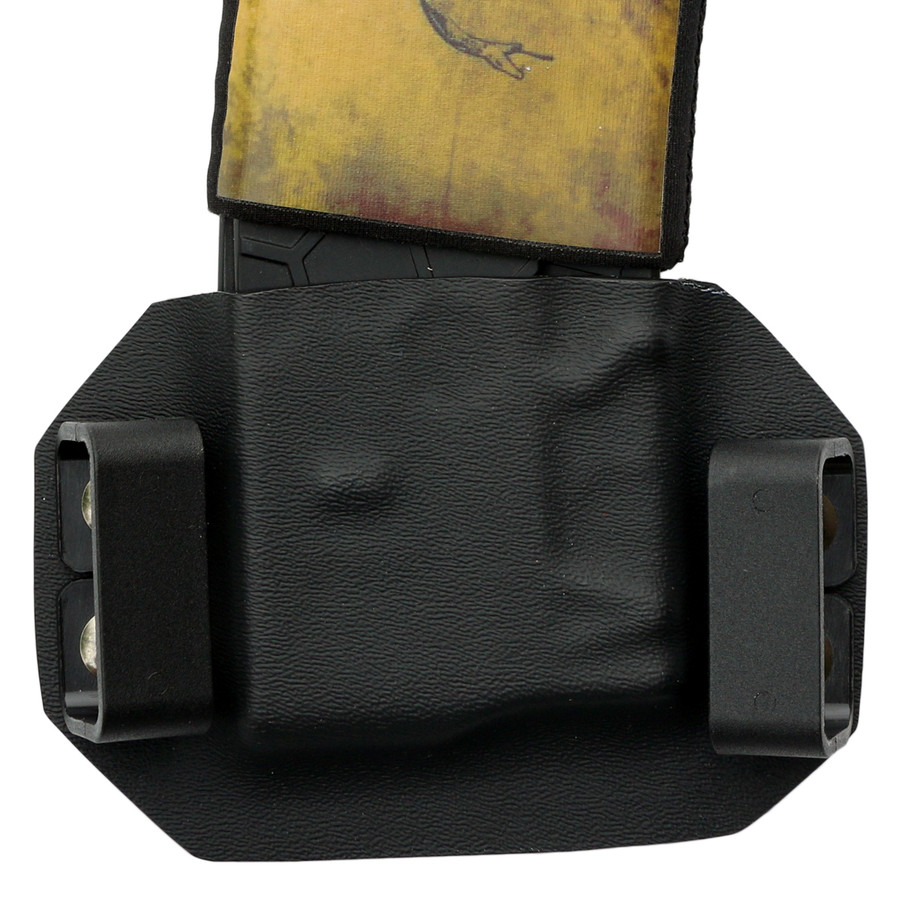 Black Holster Back Pictured