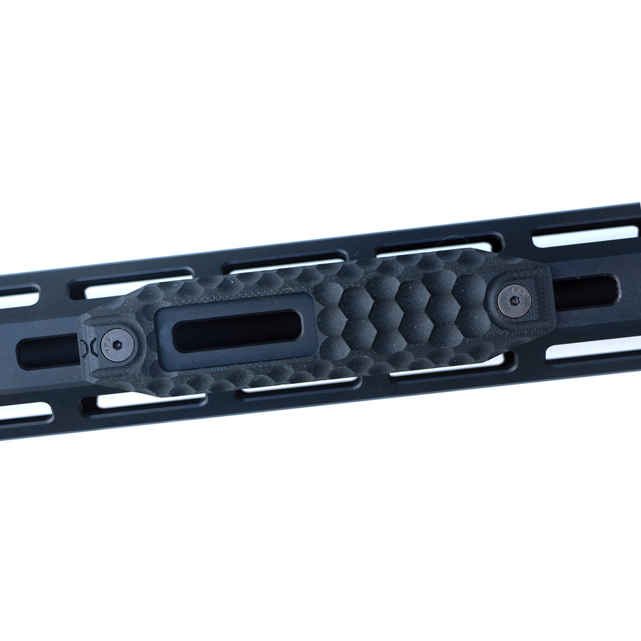 Rail Scales XOS-H Honeycomb MLOK for use with Karve and Anchor Foregrip-  Karve and Anchor Sold Separately