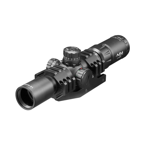 RECON SERIES 1.5-4X30MM RIFLESCOPE W/ MIL-DOT RETICLE 1*