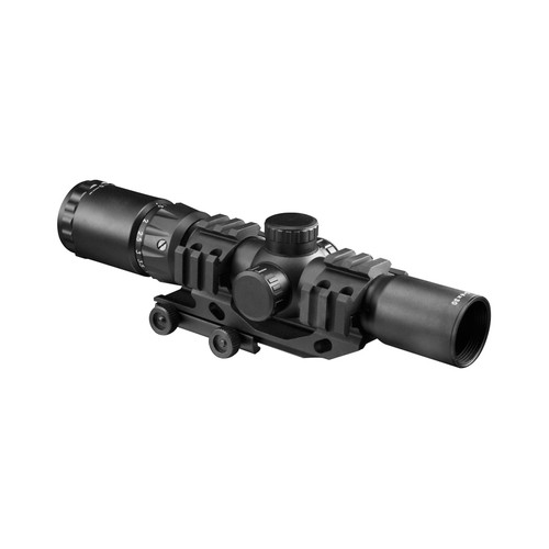RECON SERIES 1.5-4X30MM RIFLESCOPE W/ MIL-DOT RETICLE*