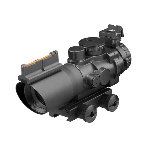 PRISMATIC SERIES 4X32MM RIFLESCOPE W/ MIL-DOT RETICLE*