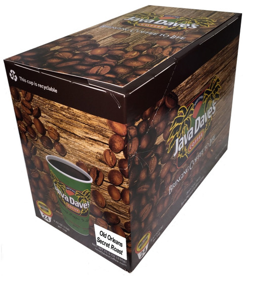 Old Orleans Secret Roast* - You will not belive this coffee is roasted in Tulsa, Oklahoma!