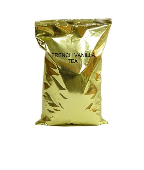 FRENCH VANILLA TEA 2 LB BAG.
