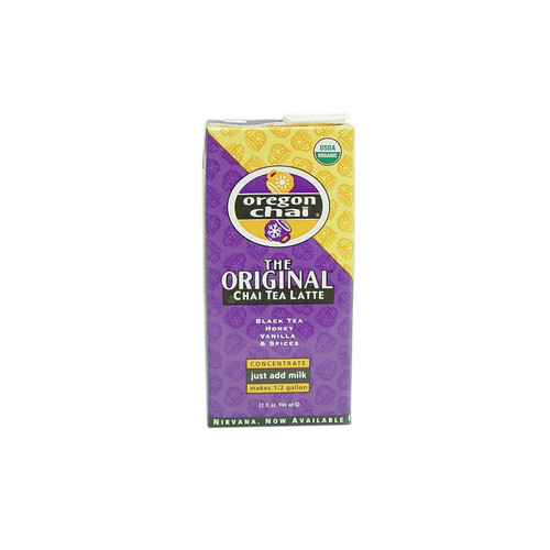 Oregon Chai Tea Original 32oz -