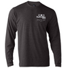Hard Eight Long Sleeve T-Shirt Distressed